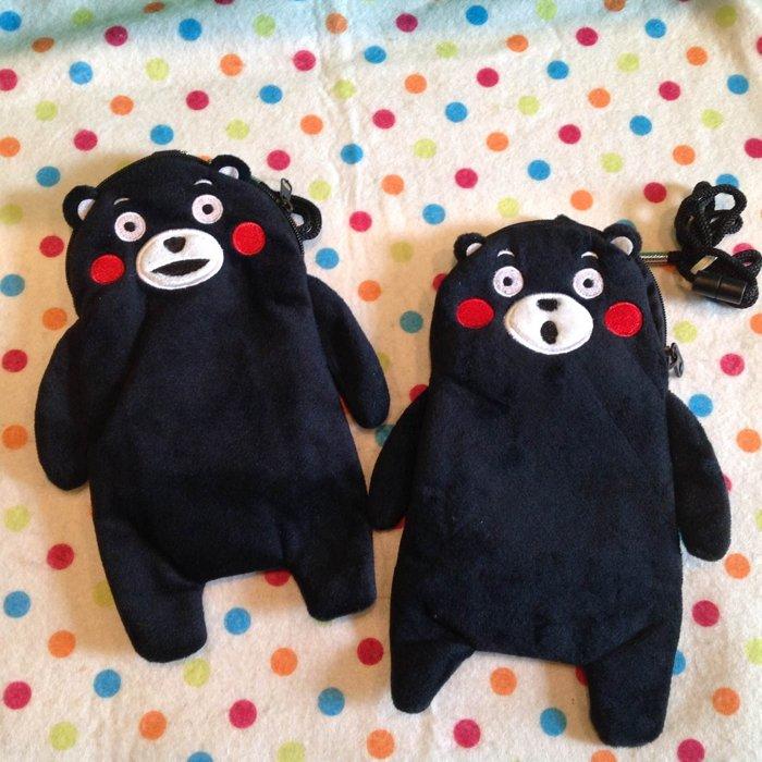 =優生活=日本吉祥物熊本熊 kumamon 掛繩 卡包 手機袋 卡套 識別證 零錢包 收納包 現貨~~