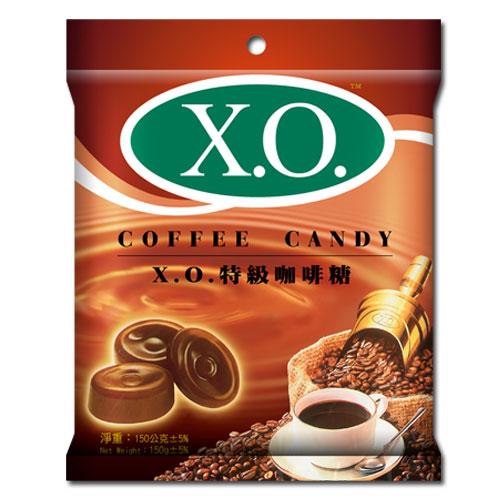 X.O. 特級咖啡糖 150g【合迷雅好物商城】