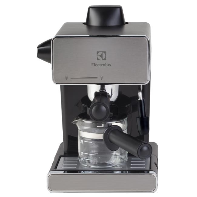 Electrolux 伊萊克斯 5bar義式 咖啡機 EES1504K 不銹鋼濾網 蒸氣打奶泡功能