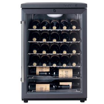 海爾 Haier 24瓶電子式恆溫儲酒冰櫃 HVF024BBG 國際品質認證 媲美歐洲原裝高價位 靜音,無噪音 楸木材質 9號倉一台