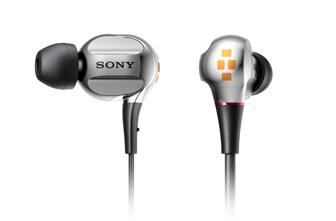 SONY XBA-40 平衡電樞立體聲耳機 金/銀2色 優惠出清!!