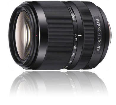 SONY SAL18135 DT 18-135mm F3.5-5.6 SAM 變焦鏡頭(公司貨) APS-C 片幅專用標準變焦鏡頭