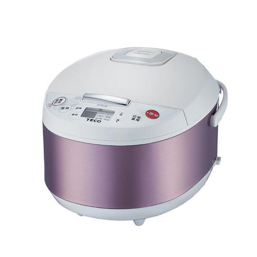 TECO東元 十人份 微電腦電子鍋 YC1031CB / 立體保溫 / 預約定時 / 內鍋不沾