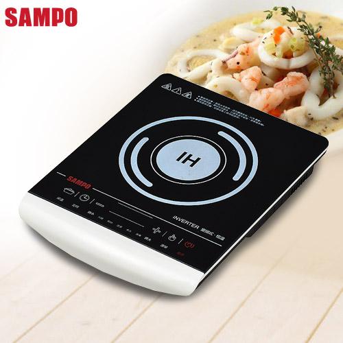 SAMPO 聲寶 微電腦觸控式電磁爐 KM-SC13Q ★10重安全保護裝置