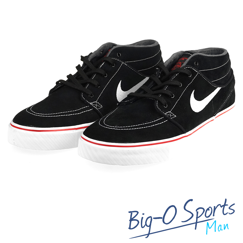 NIKE 耐吉 NIKE ZOOM STEFAN JANOSKI MID 滑板鞋 男 443095017 Big-O Sports