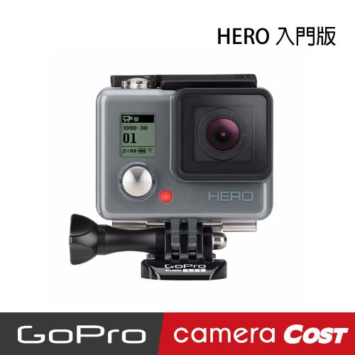 GoPro HERO 入門版 極限運動 攝影機