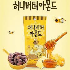 韓國奶油蜂蜜杏仁果 35g
