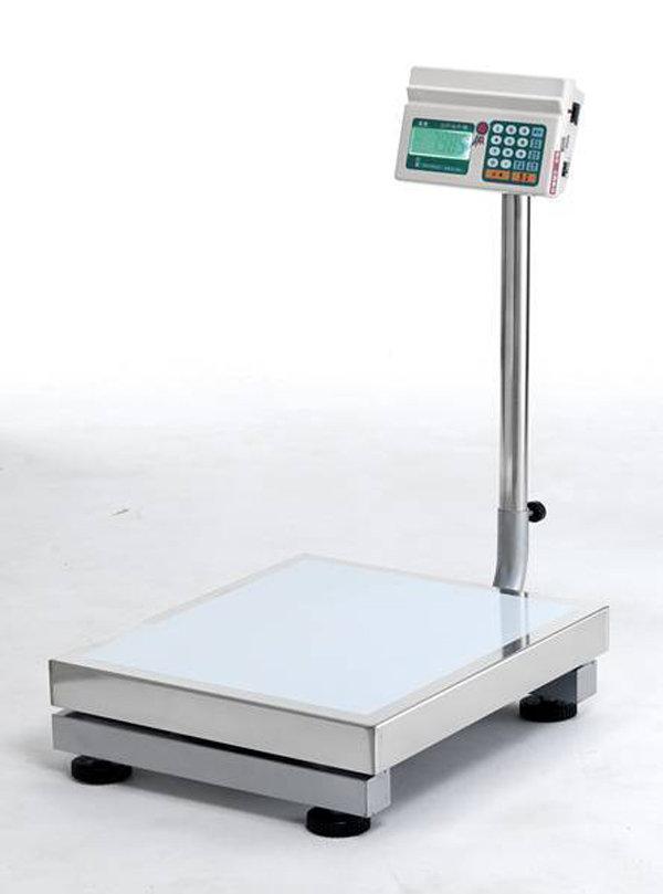 【免運*可送外島】GSW/GDC 落地式電子(計重/計數)台秤S型 100kg - 電子秤