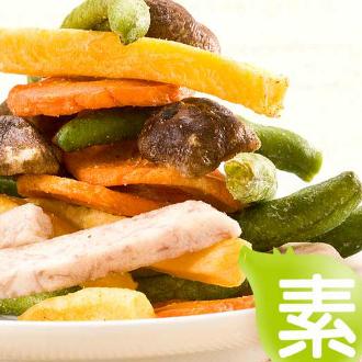 免運組加購水根肉乾 綜合蔬果,五種以上蔬果,低溫烘乾脫水製成,講究養身健康絕對少不了他!