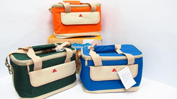 【晨光】美國amaro 合家歡多功能保溫保冷袋-(橘 綠兩色) (91099)【現貨】