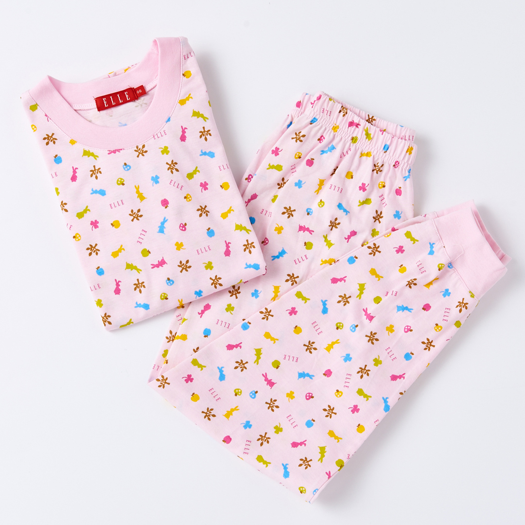ELLE 女童給愛麗絲冷氣衫【中揚精品】E207B