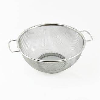 【珍昕】喜常來 不銹鋼多用途瀝水籃 (23cm)
