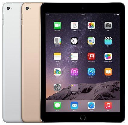Apple iPad Air (2代) Wi-Fi+Cellular / LTE 版 16GB 加贈玻璃保貼