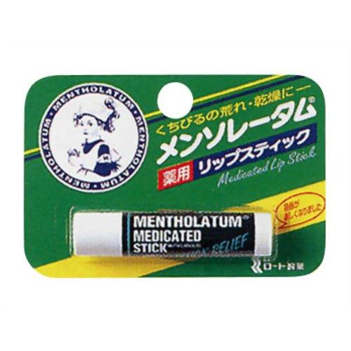 日本 MENTHOLATUM 快速修護護唇膏 潤唇膏 4.5g *夏日微風*