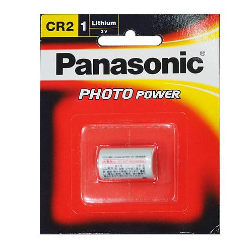 Panasonic CR2 鋰電池 (CR-2,拍立得 電池/mini25/mini55 50 8 7S SP1適用)