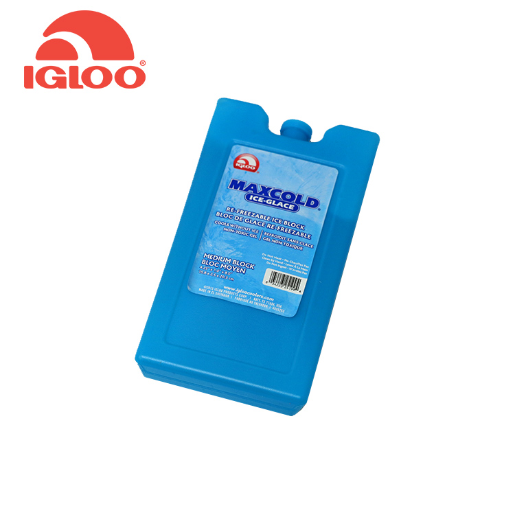 IgLoo 保冷劑 MAXCOLD 25199 ( M | 中) 城市綠洲 (保冷、保鮮、戶外露營、冰桶使用)