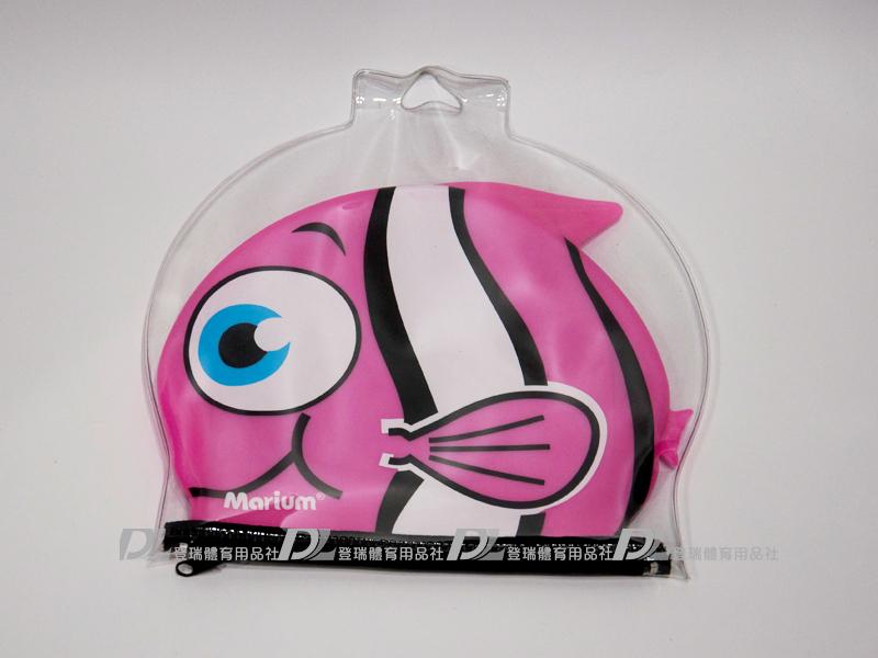 【登瑞體育】MARIUM 小丑魚矽膠泳帽- MAR76087053D