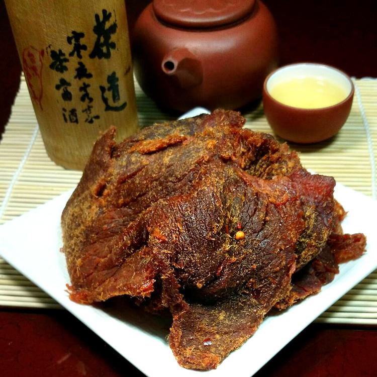 [三元食品]原味豬肉干(古早式)230±5%公克
