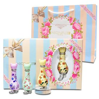 香水1986☆Novae Plus 甜密花園 春日款 限量 小香 禮盒組