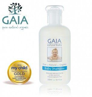 寶寶滋養洗髮露 / 洗髮精 - GAIA 澳洲蓋雅 天然 / 有機