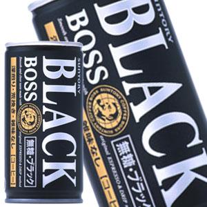 SUNTORY三得利 BOSS經典黑咖啡 185g | ????? ?? 無糖????