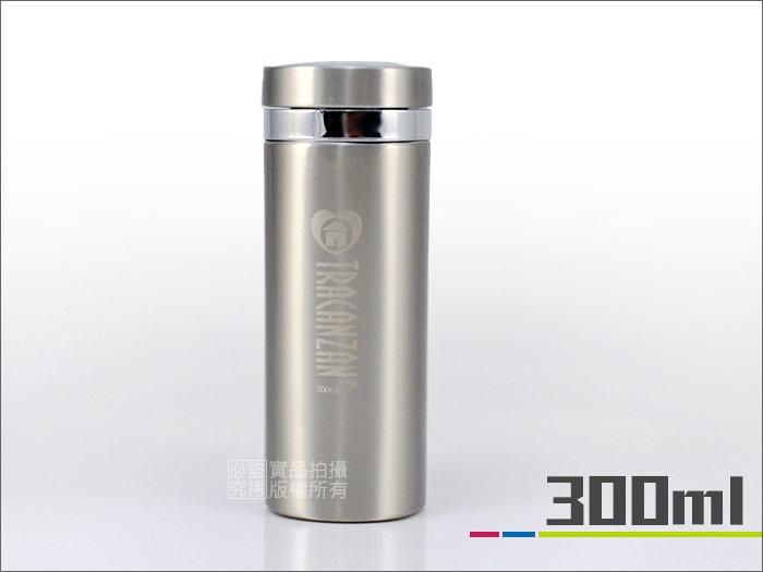 快樂屋? 義大利 TRACANZAN 全304#不鏽鋼 300cc 保溫杯 杯內無接縫 專利氣密旋蓋 另售 象印 膳魔師 虎牌
