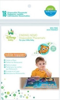 美國 Neat Solutions Table Topper 拋棄式餐墊 (NIMO款 18片裝 )