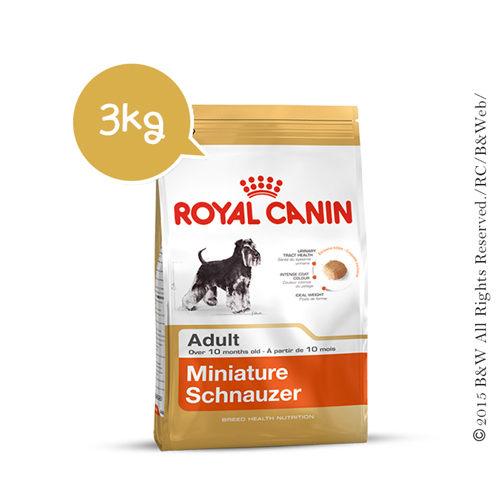 《倍特賣》法國皇家 雪納瑞成犬PRSC25 3KG