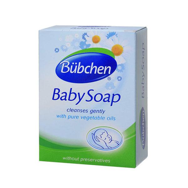 Baan 貝恩 -【經典系列】Bubchen 潔膚香皂 Baby Soap 125G
