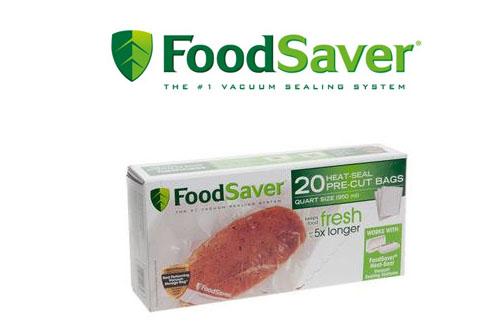 FOODSAVER FSFBF0526 真空袋20入裝(940ml)