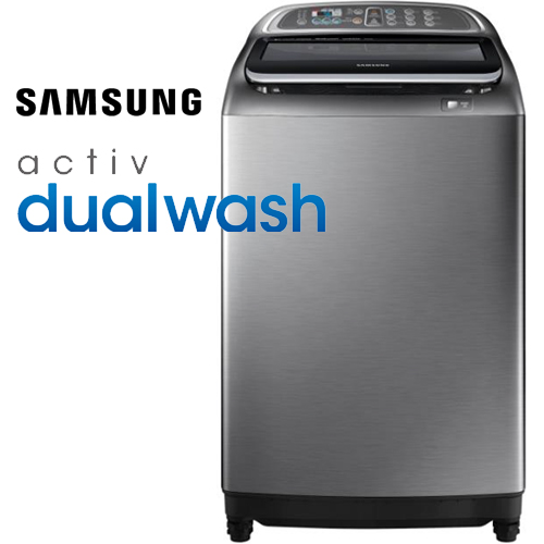 Samsung 三星 WA15J6750SP/TW 15KG 雙效手洗 洗衣機