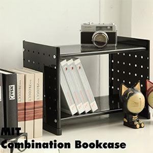 Loxin【BG0748】ikloo~貴族風可延伸式組合書櫃/書架 桌上書架 書桌書本 置物架 收納櫃 411