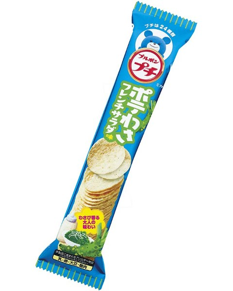Bourbon北日本法式沙拉小薯片-芥末風味(45g)   ???? ?? ???????????味