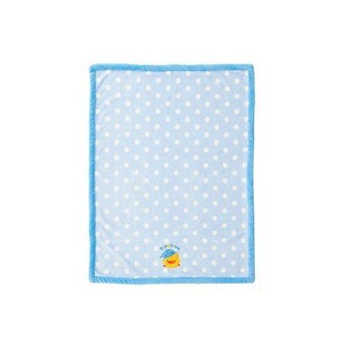 ★衛立兒生活館★PiYo黃色小鴨-戴帽印點四季毯禮盒(黃/粉/藍)