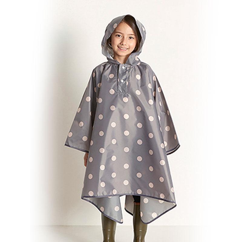 裕子的店。DANKE-【孩童】晴雨兩用造型傘狀雨衣 - 6款【jp1220-484】