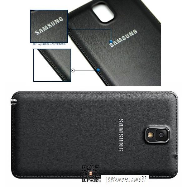 葳爾洋行Wear SAMSUNG Galaxy Note3 N7200 N900【原廠背蓋、原廠後蓋、原廠電池蓋】3色供應