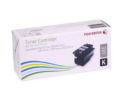 【免運】富士全錄 Fuji Xerox 原廠黑色碳粉匣 CT202264 適用 CP115w/CP116w/CP225w/CM115w/CM225fw