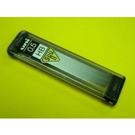 鉛筆芯uni三菱鉛筆芯un105-201 /0.5mm/一筒{50}