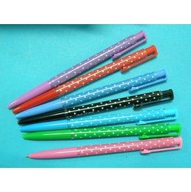 TEMPO節奏 B-103P 普普風點點筆 0.4mm中油筆 原子筆/一盒20支入{定10}