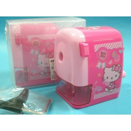 Hello Kitty凱蒂貓大小通吃削筆機KT3代可調式削鉛筆機/一台入{促360}