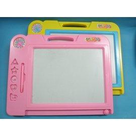 磁粉畫板.磁粉白板環保白板 磁性寫字板45cm x36cm(特大)/一個入{促299}