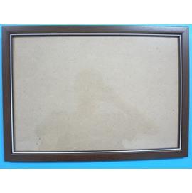 8開證書框.相框.獎狀框 海報框393mm x 273mm專用(高級原木條)/一個入{促250}