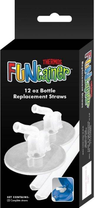 【彤彤小舖】Thermos膳魔師 兒童保溫水壺 #F401型號替換吸管 2組