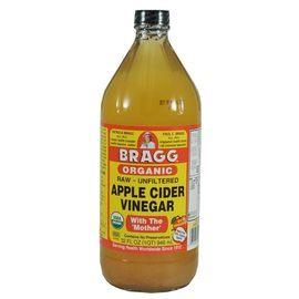 統一生機~Bragg有機蘋果醋 946ml/瓶