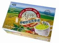 肯寶~KB99香椿野菜燕麥粥24包/30公克/盒(全素)