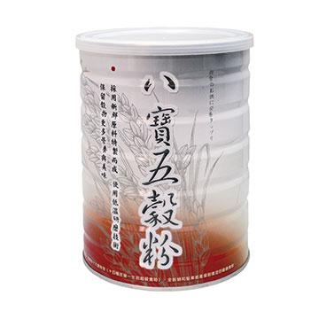 康健生機~八寶五穀粉900公克/罐