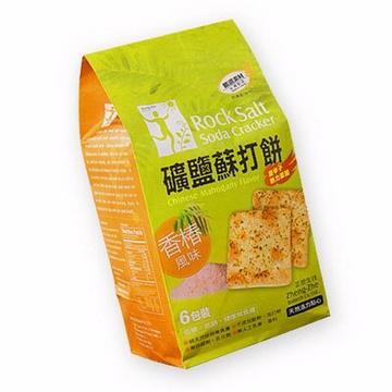 正哲生技~礦鹽蘇打餅香椿風味380公克/包 (6包裝)