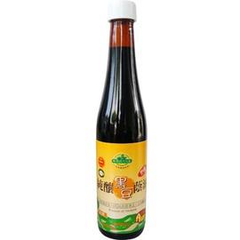 味榮~純釀黑豆蔭油露450公克/罐