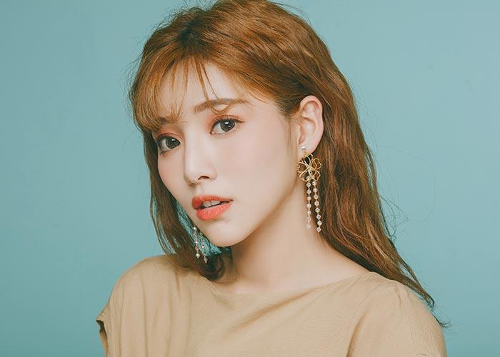 韓國耳環,花朵造型耳環,串珠耳環,垂墜耳環,夾式耳環,簍空造型耳環,耳夾,墜珠