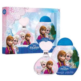 香水1986☆Disney 迪士尼 Frozen 冰雪奇緣 淡香水禮盒 -淡香水100ml / 沐浴 洗髮精300ml-